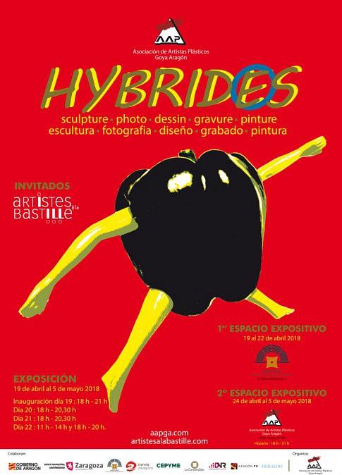 Hybridos à Saragosse (Espagne)