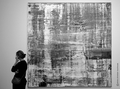 vibrations Richter, Tate Modern Londres