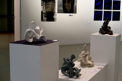sculptures d' Ariane Crovisier