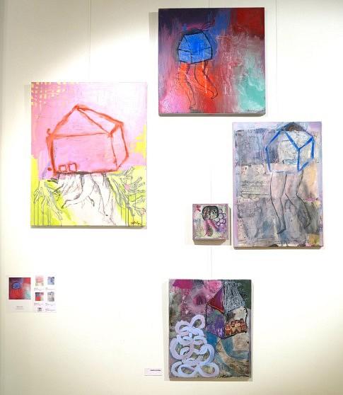 les maisons de Sophie Lormeau