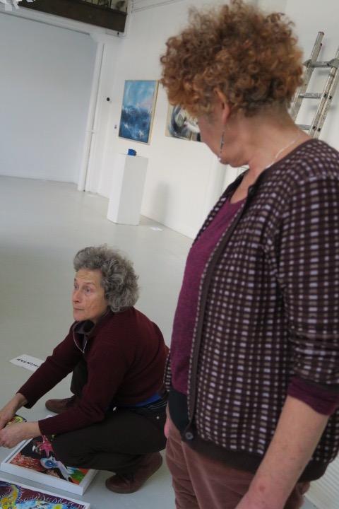 Nicole Pavlowsky et Mirella Rosner