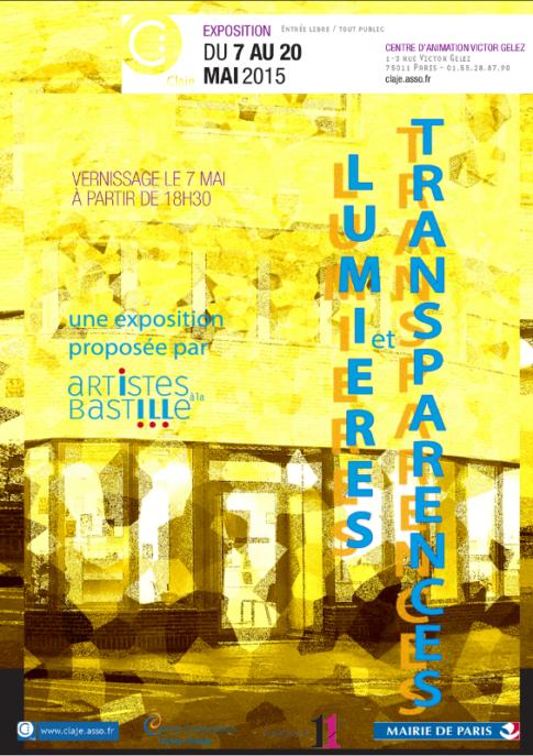 Lumières et transparences