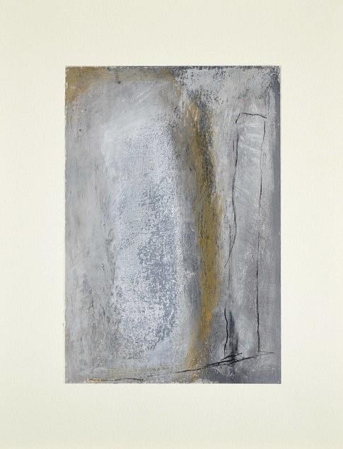 Instant donné (instantanés) 2, mixte sur papier, 18 x 24 cm